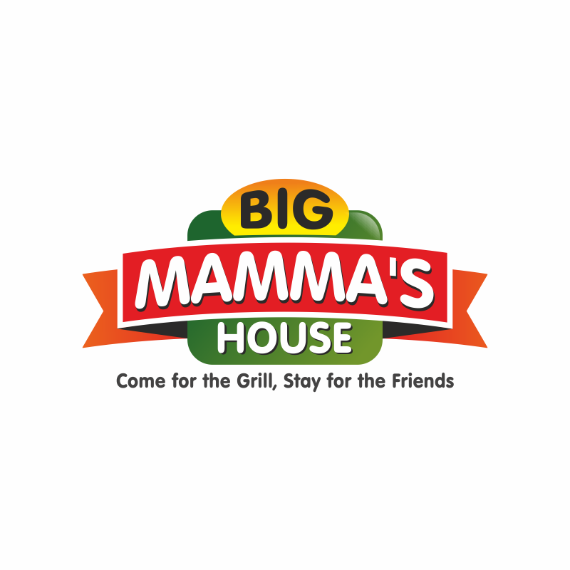 Logo Design by montoshlall - Entry No. 16 in the Logo Design Contest Captivating Logo Design for Big Mamma's House.