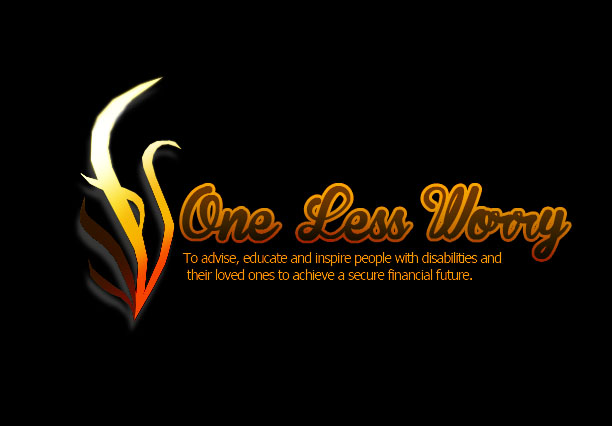 Logo Design by Mariz Maraton - Entry No. 4 in the Logo Design Contest Creative Logo Design for FS - One Less Worry.