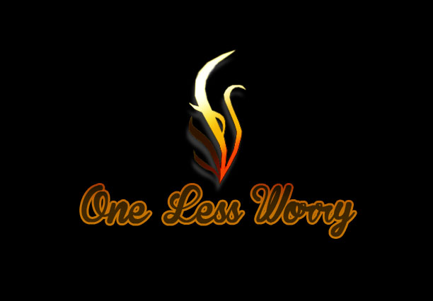 Logo Design by Mariz Maraton - Entry No. 5 in the Logo Design Contest Creative Logo Design for FS - One Less Worry.