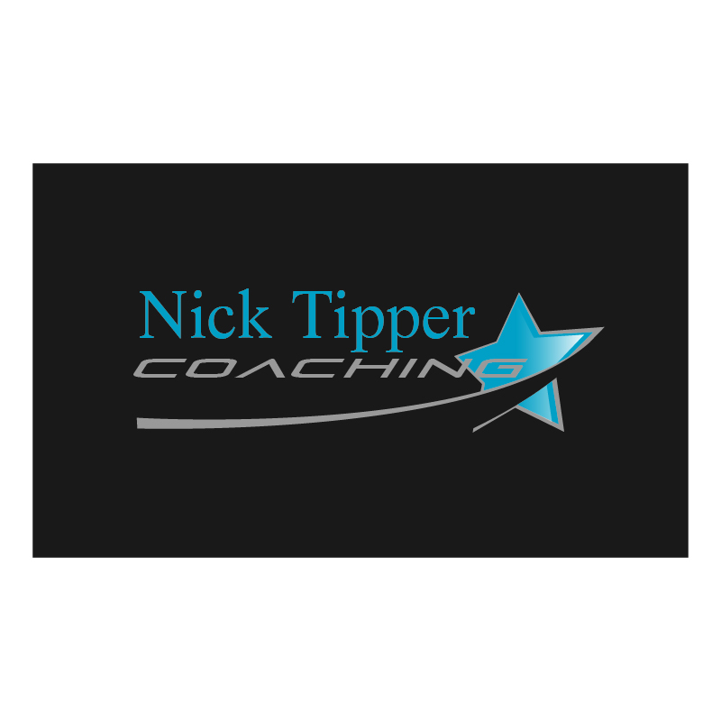 Logo Design by Dan Cristian - Entry No. 153 in the Logo Design Contest Logo Design for Nick Tipper Coaching.