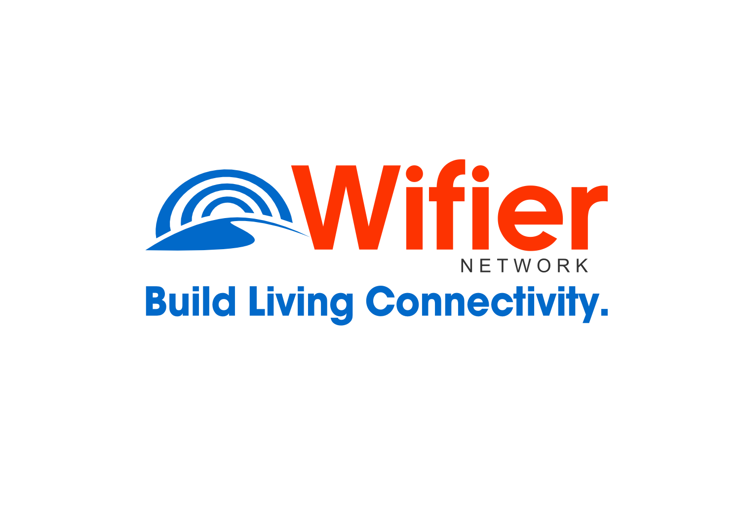 Logo Design by whoosef - Entry No. 100 in the Logo Design Contest New Logo Design for Wifier Network.