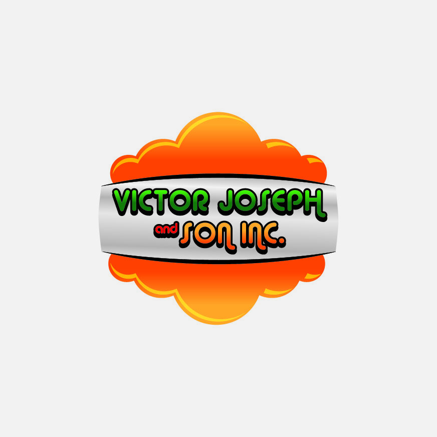 Logo Design by Private User - Entry No. 41 in the Logo Design Contest Imaginative Logo Design for Victor Joseph & Son, Inc..