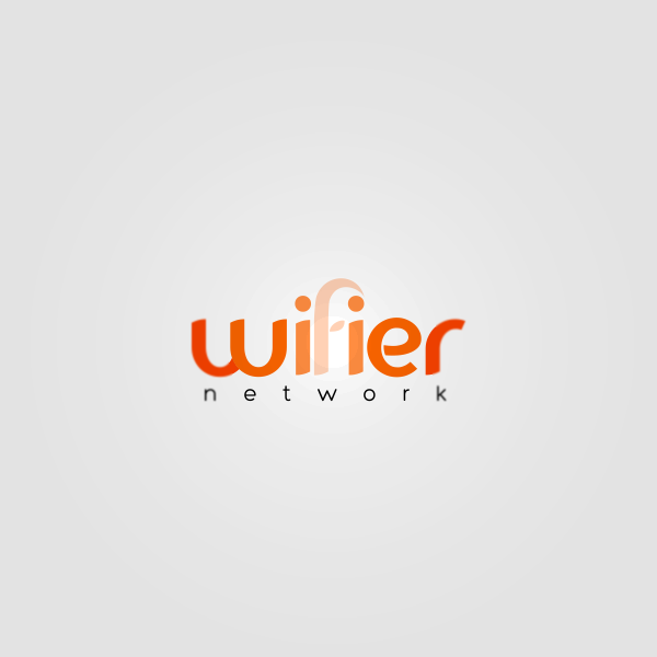 Logo Design by Private User - Entry No. 108 in the Logo Design Contest New Logo Design for Wifier Network.