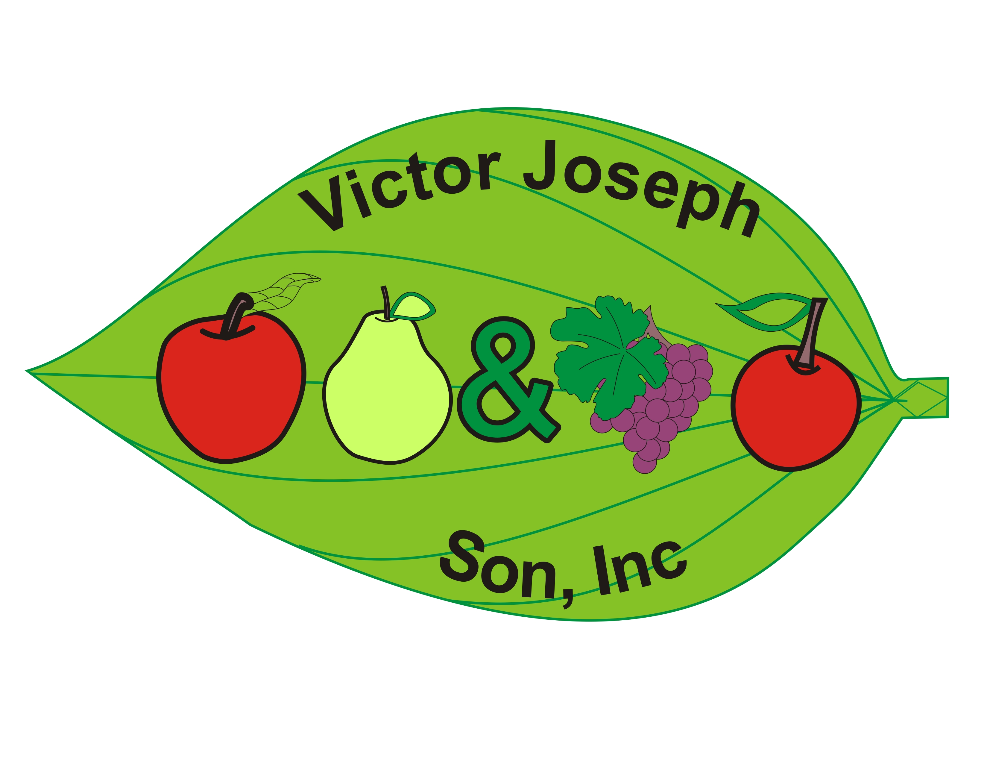 Logo Design by Private User - Entry No. 42 in the Logo Design Contest Imaginative Logo Design for Victor Joseph & Son, Inc..