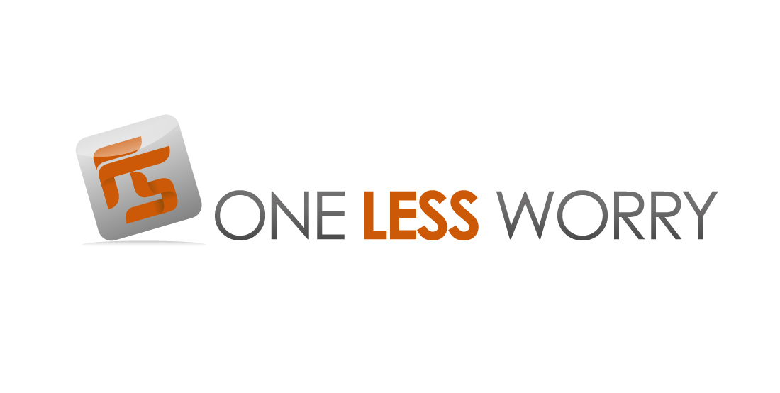 Logo Design by Ndaru Ap - Entry No. 16 in the Logo Design Contest Creative Logo Design for FS - One Less Worry.