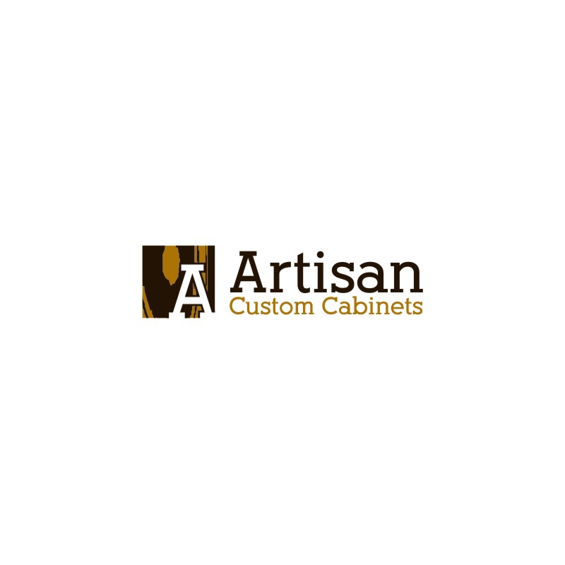 Logo Design by untung - Entry No. 81 in the Logo Design Contest Creative Logo Design for Artisan Custom Cabinets.