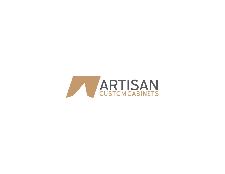 Logo Design by Mahir Hamzic - Entry No. 89 in the Logo Design Contest Creative Logo Design for Artisan Custom Cabinets.