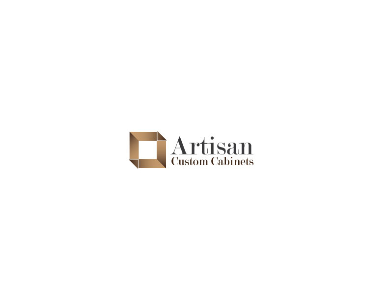 Logo Design by Mahir Hamzic - Entry No. 92 in the Logo Design Contest Creative Logo Design for Artisan Custom Cabinets.