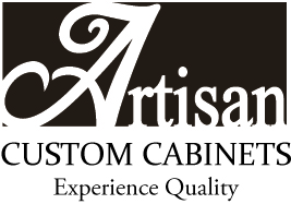 Logo Design by Vivek Singh - Entry No. 95 in the Logo Design Contest Creative Logo Design for Artisan Custom Cabinets.