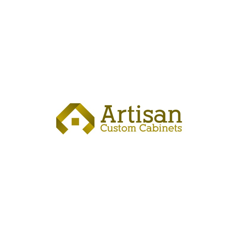 Logo Design by untung - Entry No. 96 in the Logo Design Contest Creative Logo Design for Artisan Custom Cabinets.
