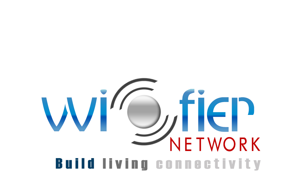 Logo Design by drunkman - Entry No. 140 in the Logo Design Contest New Logo Design for Wifier Network.