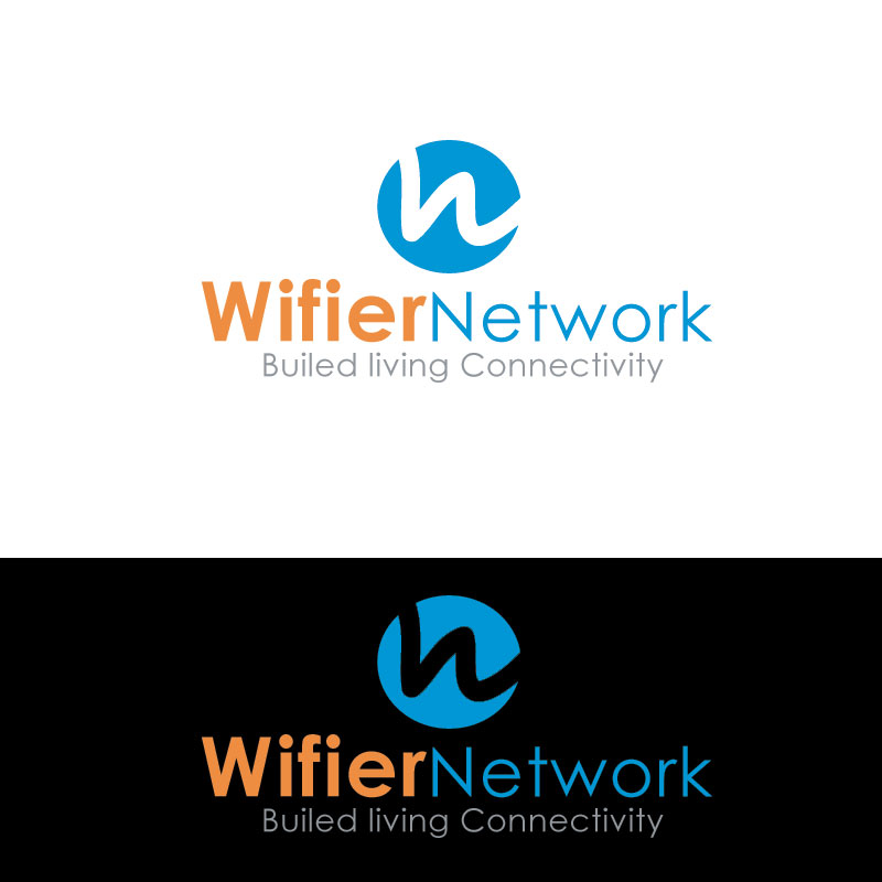 Logo Design by Private User - Entry No. 141 in the Logo Design Contest New Logo Design for Wifier Network.