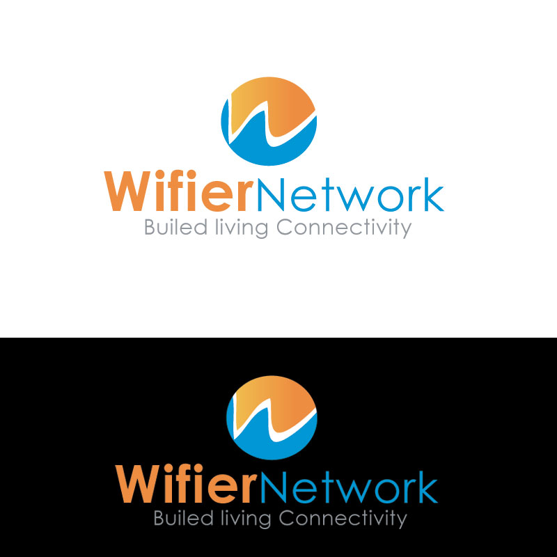 Logo Design by Private User - Entry No. 142 in the Logo Design Contest New Logo Design for Wifier Network.