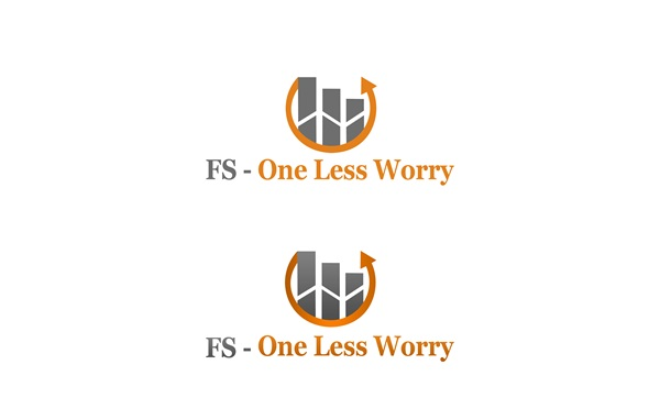 Logo Design by Respati Himawan - Entry No. 20 in the Logo Design Contest Creative Logo Design for FS - One Less Worry.