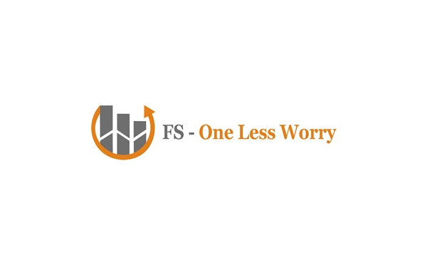Logo Design by Respati Himawan - Entry No. 21 in the Logo Design Contest Creative Logo Design for FS - One Less Worry.