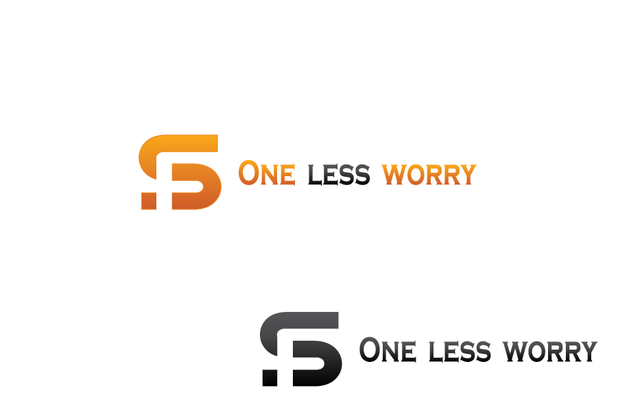 Logo Design by Muhammad Moinjaved - Entry No. 28 in the Logo Design Contest Creative Logo Design for FS - One Less Worry.