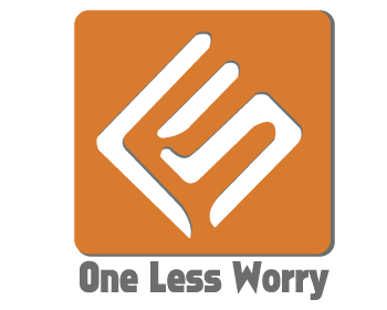 Logo Design by Shab Great - Entry No. 29 in the Logo Design Contest Creative Logo Design for FS - One Less Worry.