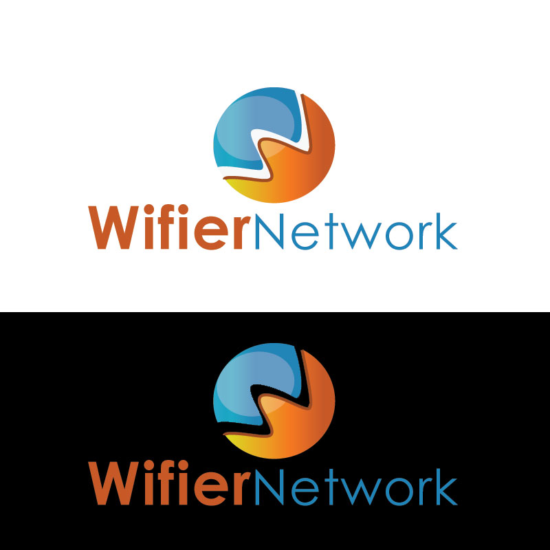 Logo Design by Private User - Entry No. 150 in the Logo Design Contest New Logo Design for Wifier Network.