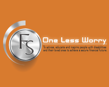 Logo Design by Shab Great - Entry No. 31 in the Logo Design Contest Creative Logo Design for FS - One Less Worry.