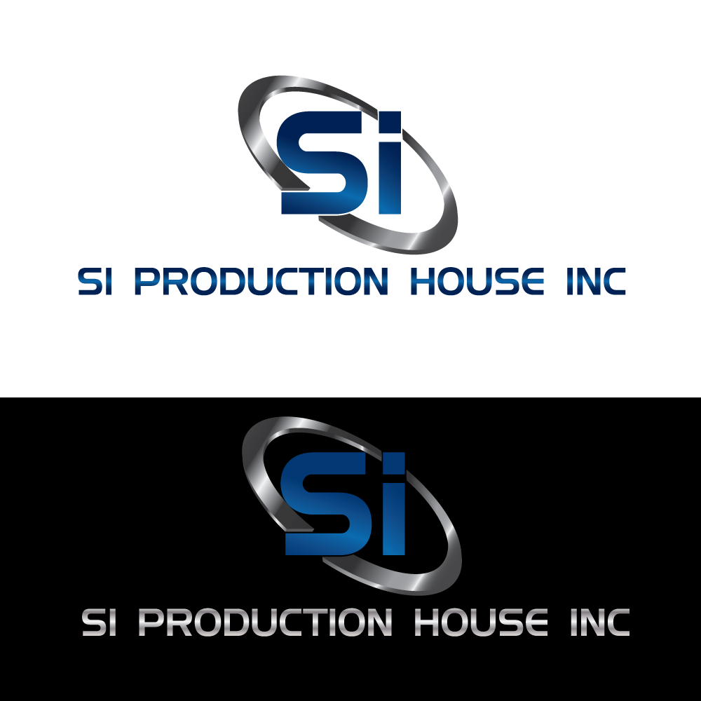 Logo Design by rockin - Entry No. 70 in the Logo Design Contest Si Production House Inc Logo Design.
