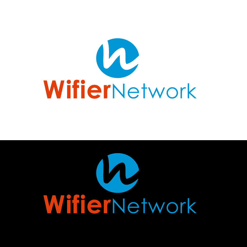 Logo Design by Private User - Entry No. 165 in the Logo Design Contest New Logo Design for Wifier Network.