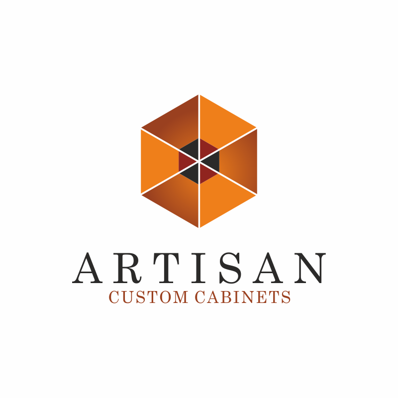 Logo Design by montoshlall - Entry No. 128 in the Logo Design Contest Creative Logo Design for Artisan Custom Cabinets.
