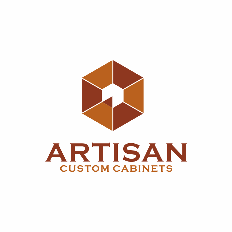 Logo Design by montoshlall - Entry No. 129 in the Logo Design Contest Creative Logo Design for Artisan Custom Cabinets.