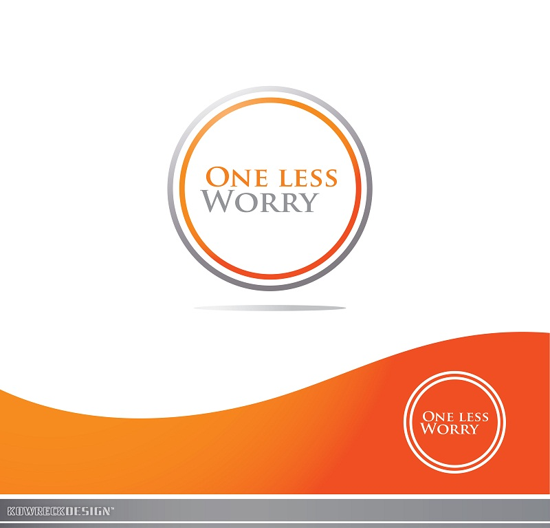 Logo Design by kowreck - Entry No. 35 in the Logo Design Contest Creative Logo Design for FS - One Less Worry.