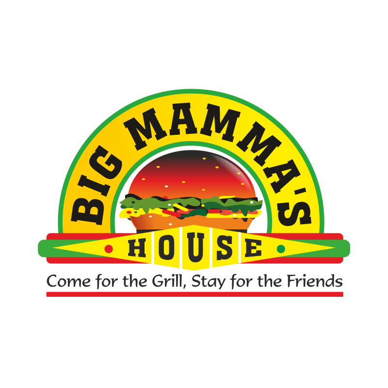 Logo Design by montoshlall - Entry No. 38 in the Logo Design Contest Captivating Logo Design for Big Mamma's House.