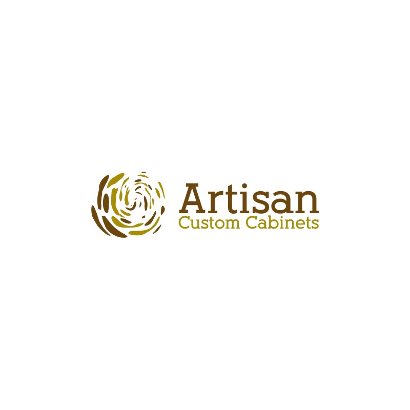 Logo Design by untung - Entry No. 138 in the Logo Design Contest Creative Logo Design for Artisan Custom Cabinets.