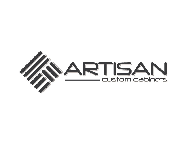 Logo Design by Mahir Hamzic - Entry No. 140 in the Logo Design Contest Creative Logo Design for Artisan Custom Cabinets.