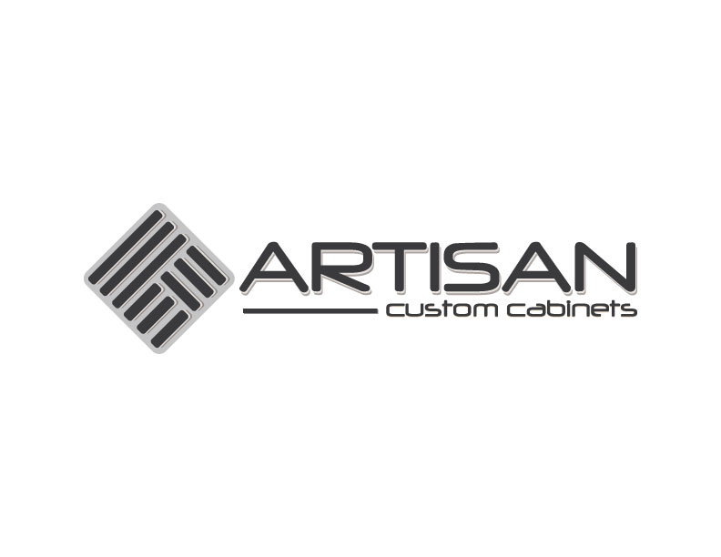 Logo Design by Mahir Hamzic - Entry No. 141 in the Logo Design Contest Creative Logo Design for Artisan Custom Cabinets.