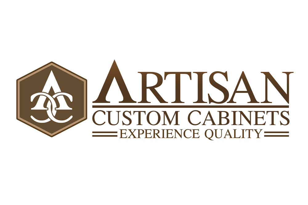 Logo Design by Private User - Entry No. 143 in the Logo Design Contest Creative Logo Design for Artisan Custom Cabinets.