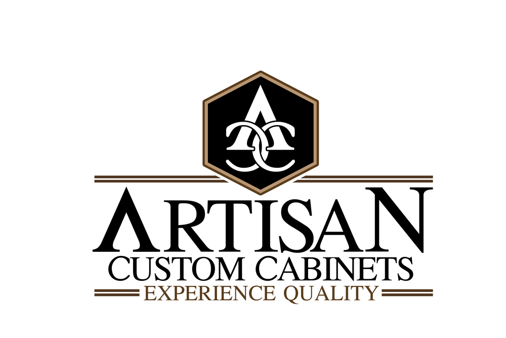 Logo Design by Robert Turla - Entry No. 144 in the Logo Design Contest Creative Logo Design for Artisan Custom Cabinets.