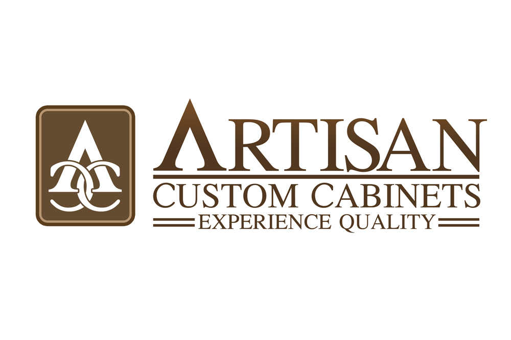 Logo Design by Robert Turla - Entry No. 146 in the Logo Design Contest Creative Logo Design for Artisan Custom Cabinets.