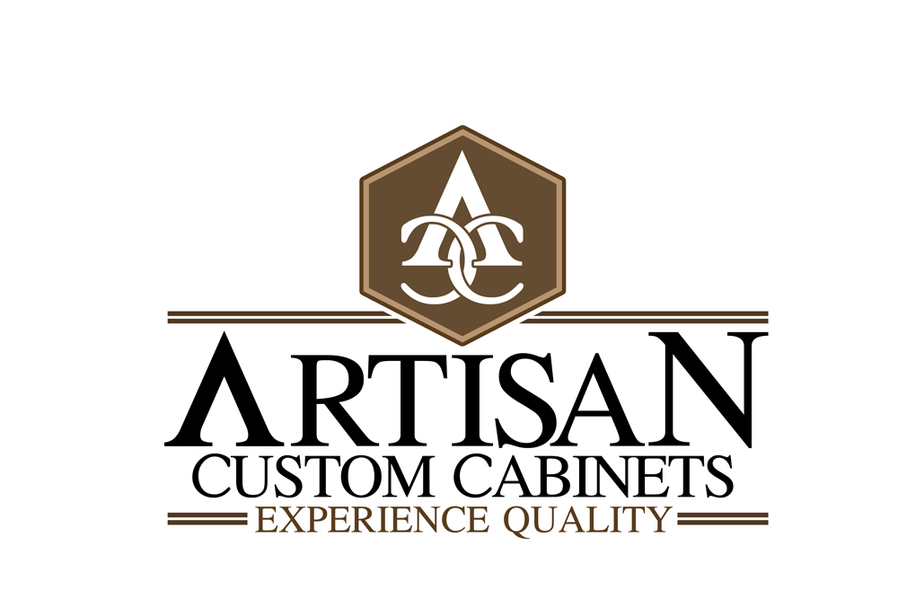 Logo Design by Private User - Entry No. 150 in the Logo Design Contest Creative Logo Design for Artisan Custom Cabinets.