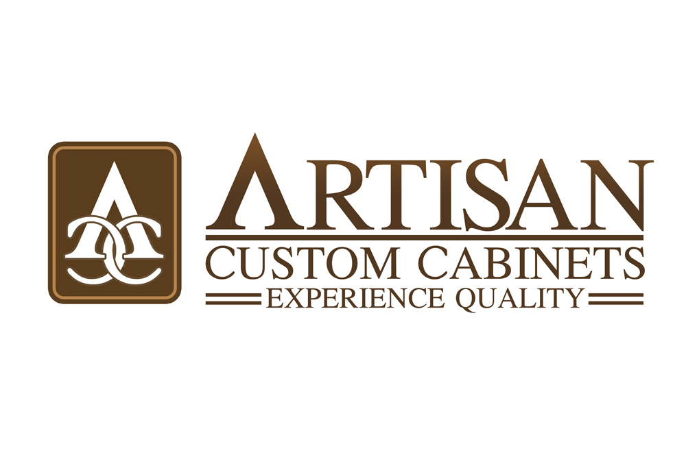 Logo Design by Private User - Entry No. 151 in the Logo Design Contest Creative Logo Design for Artisan Custom Cabinets.