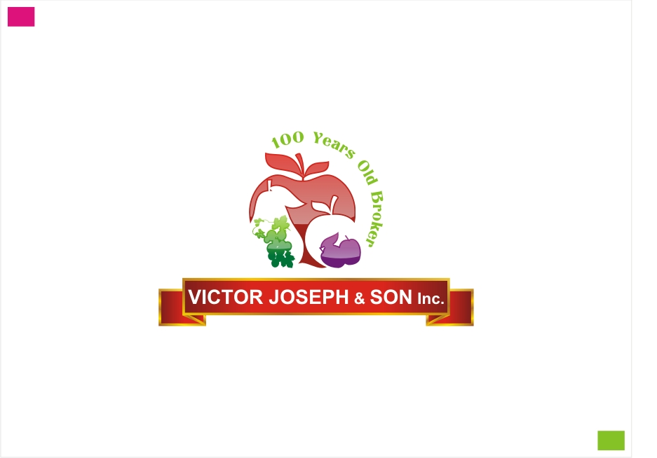 Logo Design by Private User - Entry No. 80 in the Logo Design Contest Imaginative Logo Design for Victor Joseph & Son, Inc..