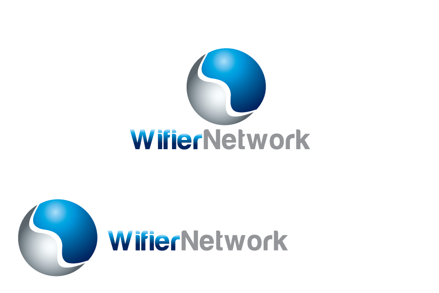 Logo Design by Private User - Entry No. 186 in the Logo Design Contest New Logo Design for Wifier Network.