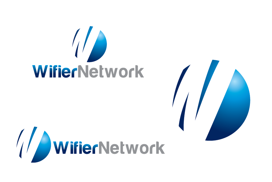Logo Design by Private User - Entry No. 189 in the Logo Design Contest New Logo Design for Wifier Network.