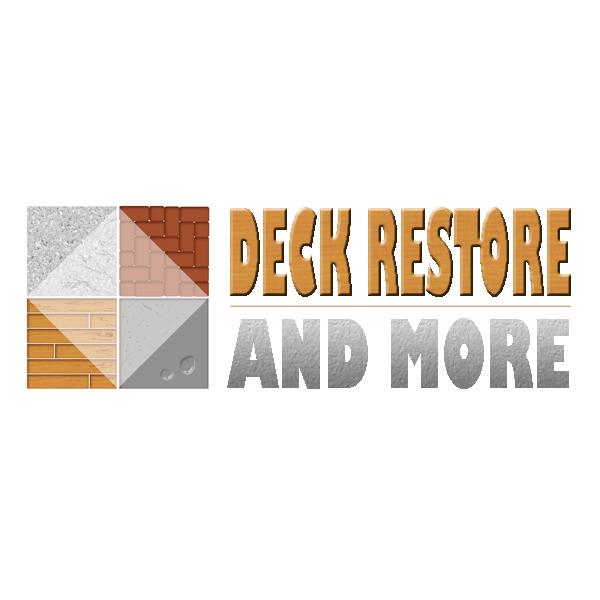Logo Design by pressman54 - Entry No. 9 in the Logo Design Contest Deck Restore & More.
