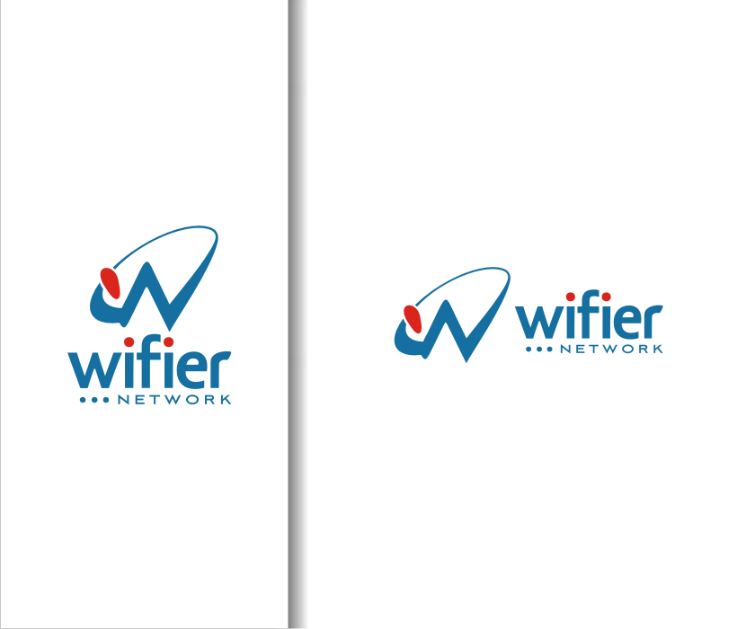 Logo Design by graphicleaf - Entry No. 199 in the Logo Design Contest New Logo Design for Wifier Network.