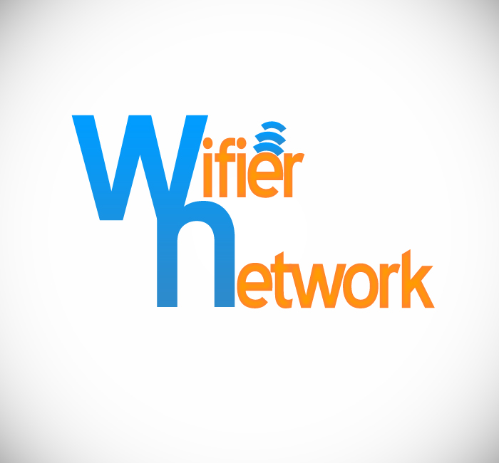 Logo Design by Bobby Yoga P - Entry No. 200 in the Logo Design Contest New Logo Design for Wifier Network.