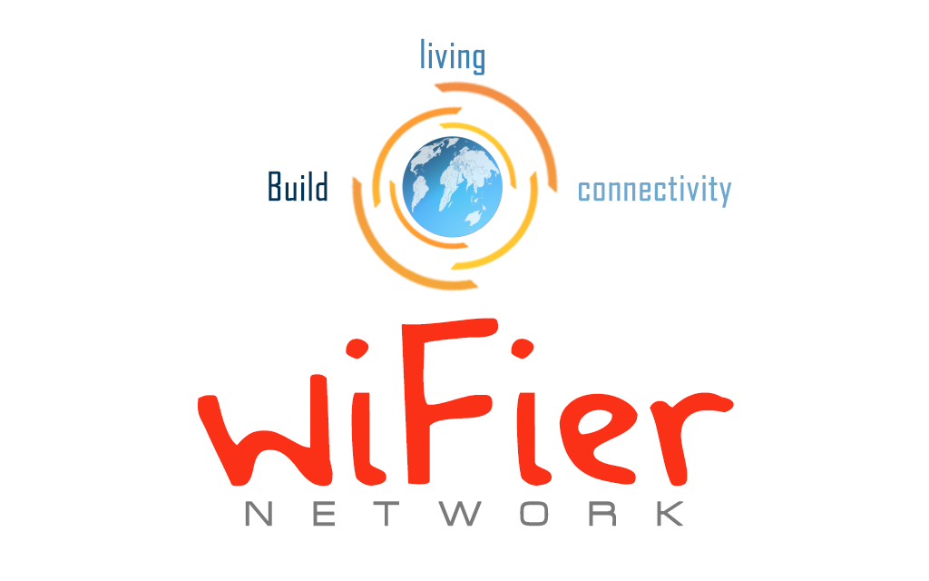 Logo Design by drunkman - Entry No. 209 in the Logo Design Contest New Logo Design for Wifier Network.