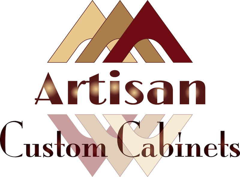 Logo Design by Thanasis Athanasopoulos - Entry No. 166 in the Logo Design Contest Creative Logo Design for Artisan Custom Cabinets.