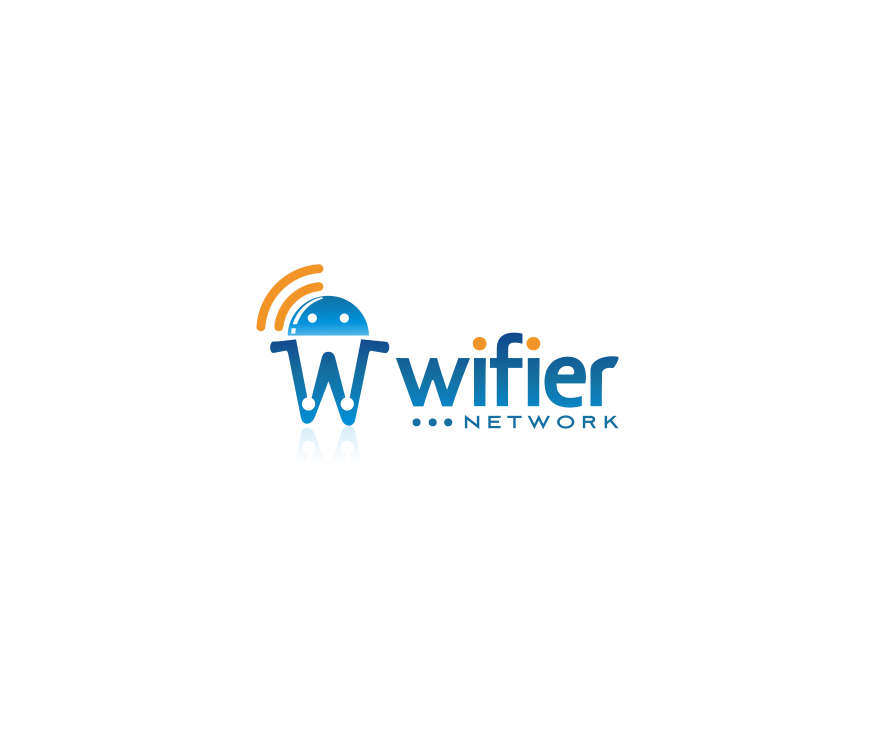 Logo Design by graphicleaf - Entry No. 216 in the Logo Design Contest New Logo Design for Wifier Network.