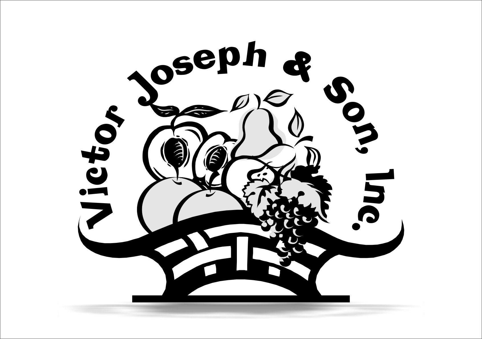Logo Design by Ngepet_art - Entry No. 97 in the Logo Design Contest Imaginative Logo Design for Victor Joseph & Son, Inc..