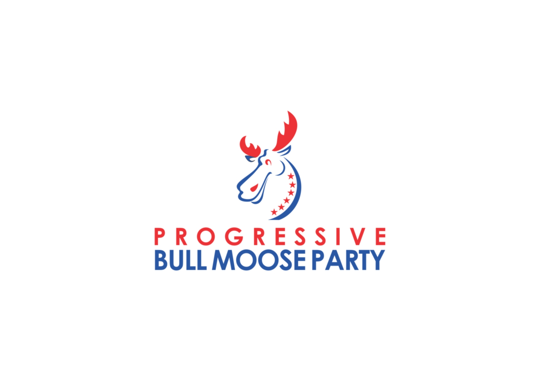 Logo Design by Private User - Entry No. 27 in the Logo Design Contest Progressive Bull Moose Party Logo Design.
