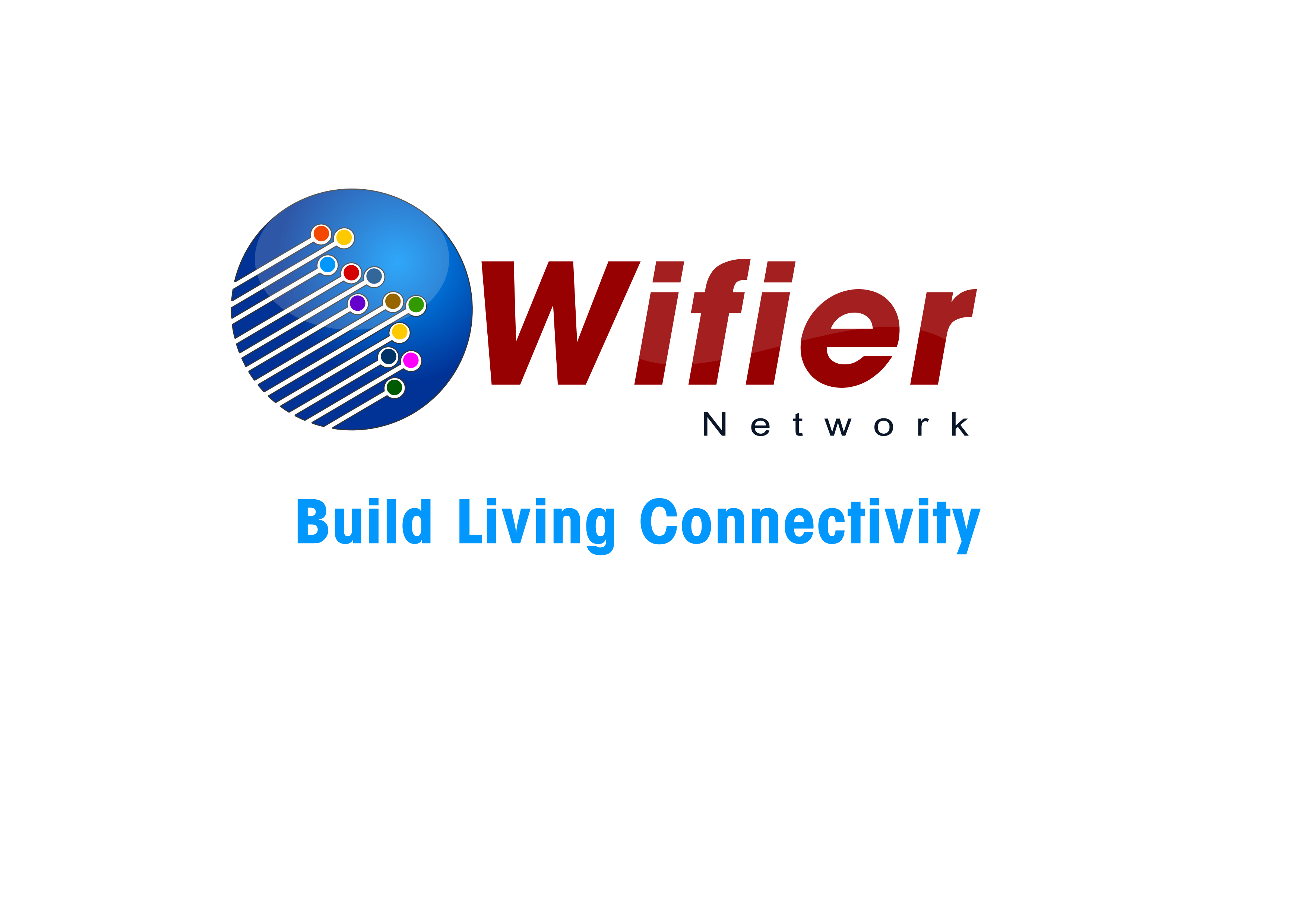 Logo Design by whoosef - Entry No. 230 in the Logo Design Contest New Logo Design for Wifier Network.