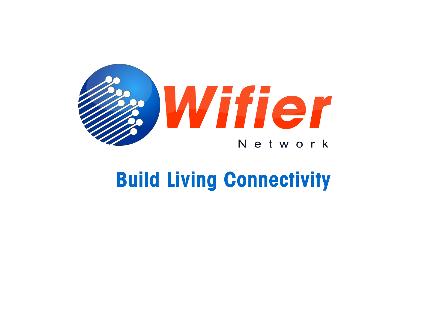 Logo Design by whoosef - Entry No. 231 in the Logo Design Contest New Logo Design for Wifier Network.
